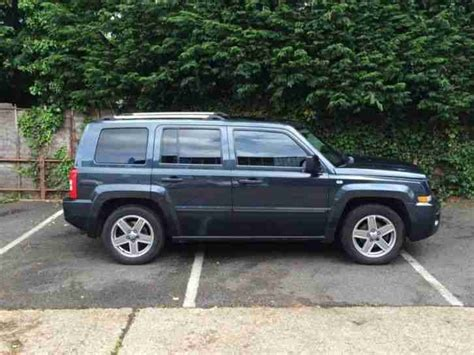 Jeep Patriot 2008 Owners Manual Jeep Patriot Limited Crd 2008 Diesel Manual In Blue Car