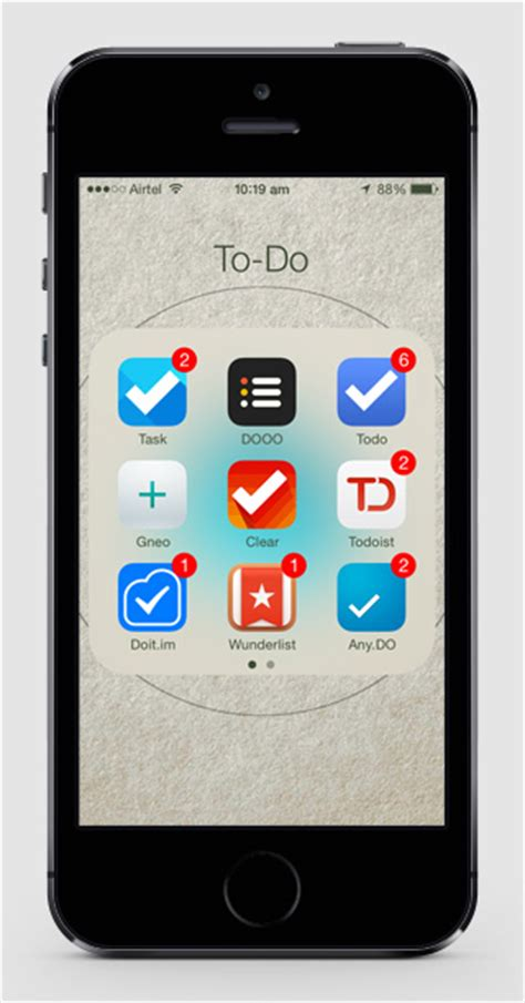 Iphone List The Best To Do List Apps For Iphone
