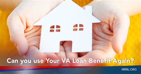 can you use a va loan on a foreclosed house can you use your va loan benefit again irrrl