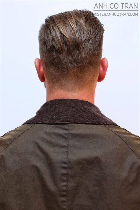 rockabilly rear view of men s haircuts 1456 best mens hair cuts images on pinterest beards