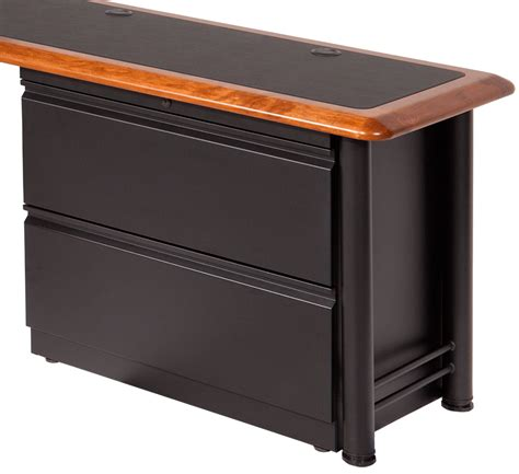 desk with file cabinets lateral file cabinet for l shaped desks caretta workspace