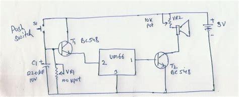 simple doorbell circuit diagram 31 wiring diagram images