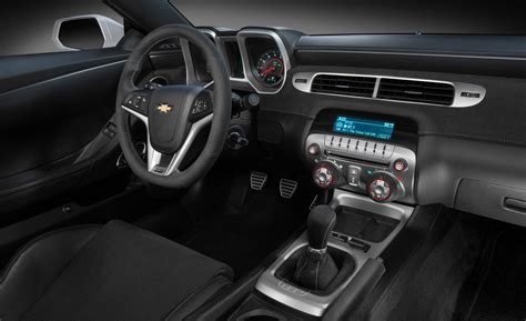 2015 Camaro Z28 Interior by Car And Driver