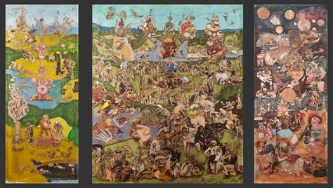 7 contemporary works inspired by bosch s garden of earthly