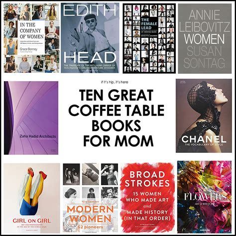 great coffee table books if it s hip it s here ten great coffee table books for