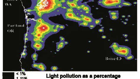 light pollution map washington skagit tribe thins forest for elk forage northwest