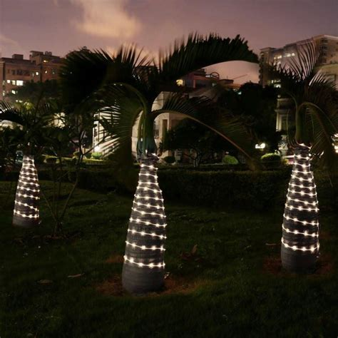 Decorative Patio String Lights by Outdoor Solar String Lights Cing Outdoor Lighting Ideas