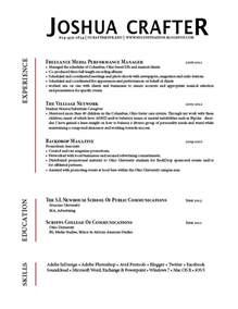 Resume Samples That Stand Out by 111 Helpful Resume Section Headings And Titles V4 3 Page 1