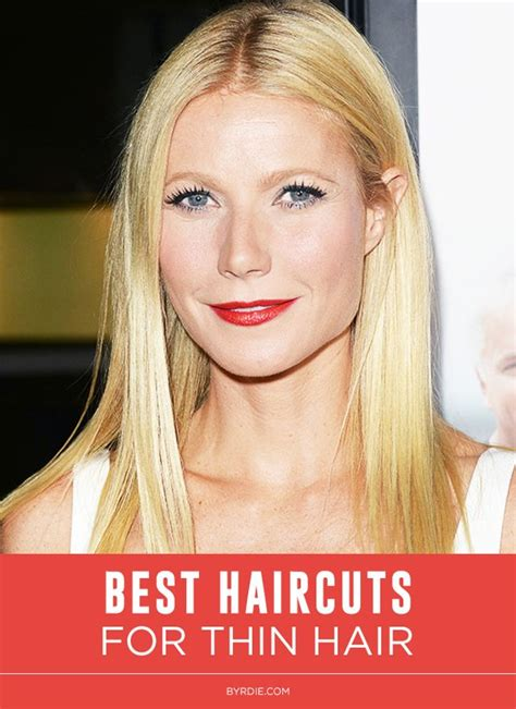 The All Time Best Haircuts for Thin Hair   Byrdie AU