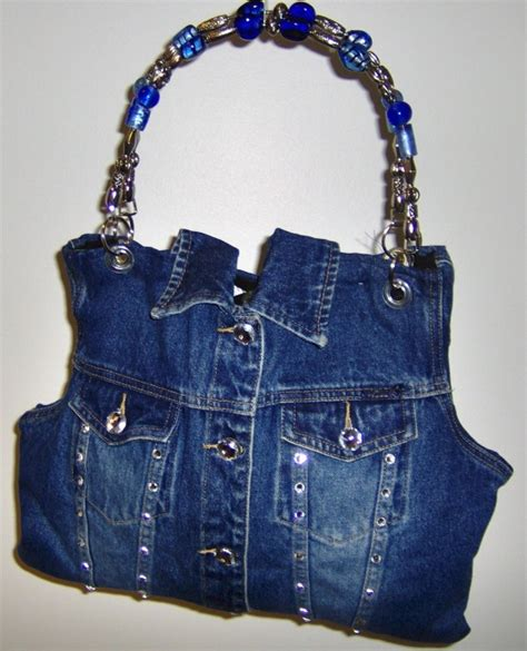 Denim Bag how to make a denim bag archives in designer