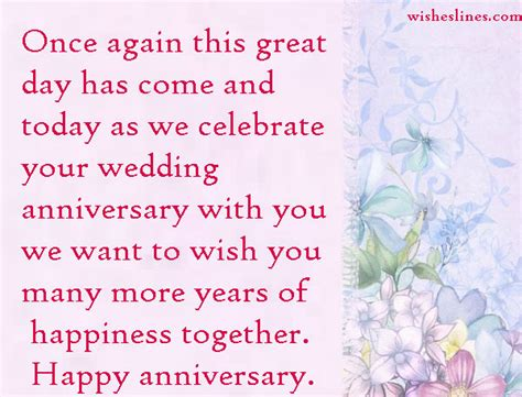 Wedding Anniversary Quote Lines by Wedding Anniversary Quotes Image For And Wishes