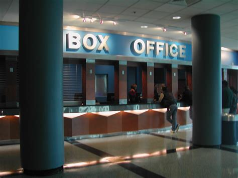 Box Office broadway box office the producer s perspective