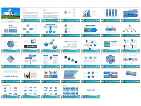 Logistics Powerpoint Templates Logistics Powerpoint Logistics Ppt Template Free
