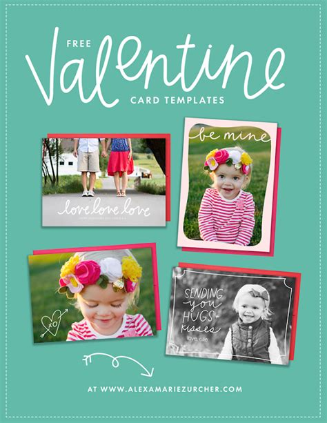 Free Valentines Day Card Templates For Photoshop by Free Valentines Day Card Templates Zurcher Co He I