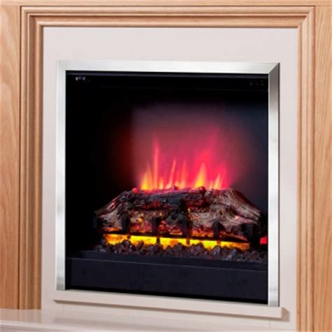 Stanton Wall Mount Electric Fireplace by Be Modern Stanton Electric Fireplace Suite Flames Co Uk