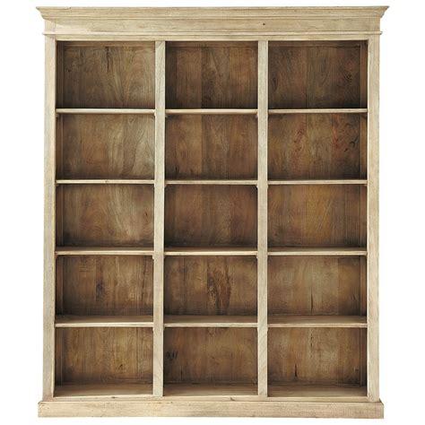 meubles bibliotheque meuble biblioth 232 que archibald maisons du monde