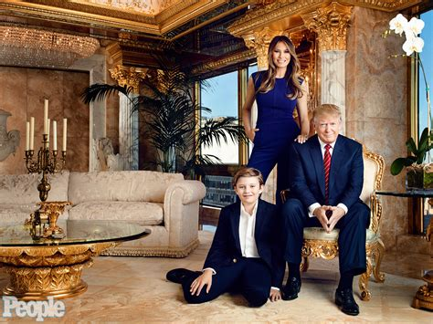 donald trump home melania trump s first interview people com