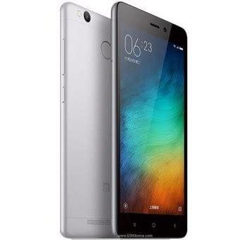 Xiaomi Redmi 3s Prime 332gb Grey xiaomi redmi 3s prime grey 32gb lazada indonesia