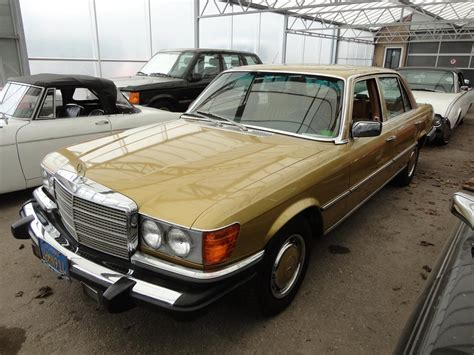 Mercedes 450 Sel by Mercedes 450 Sel 76 Joop Stolze Classic Cars