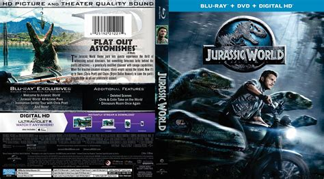 download film subtitle indonesia jurassic world jurassic world blu ray dvd cover 2015 r1