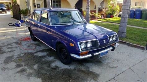 1971 Toyota Corona 1971 Toyota Corona Ii For Sale Autoevolution