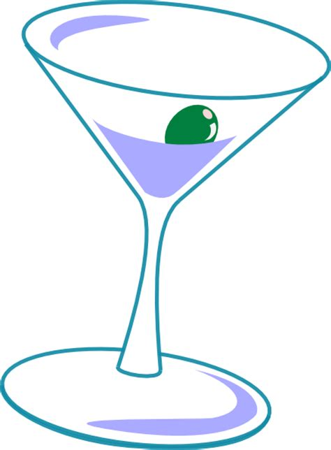 martini cartoon clip simple martini glass clip art at clker com vector clip