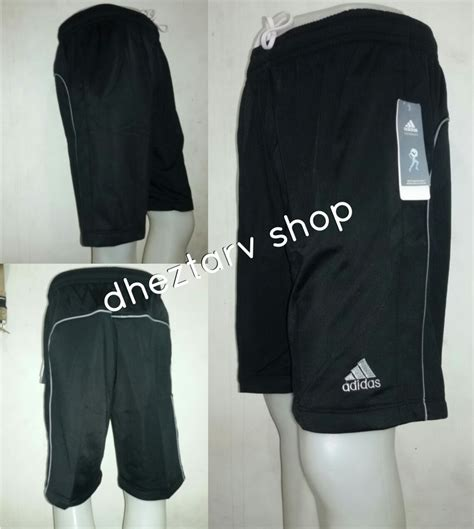 Celana Import Bordir dheztarv sports fashion celana pendek santai bordir adidas