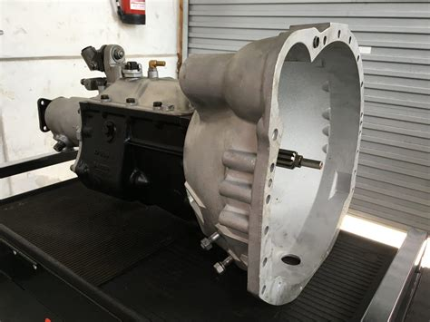 Car Gearbox Types by Jaguar E Type 4 Speed Box Ready For Installation Bridge