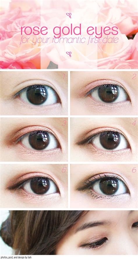 Eyeshadow Gold Tutorial pin by esther nguyen on