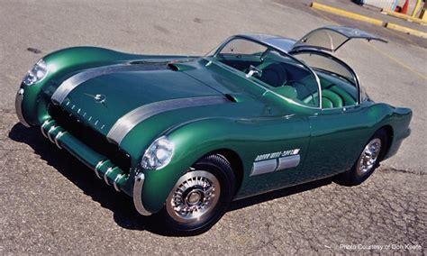 Pontiac Transport Concept by 1954 Pontiac Bonneville Special Motorama Concept Car