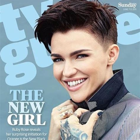 ruby rose hairstyles ruby rose haircut google search hair pinterest
