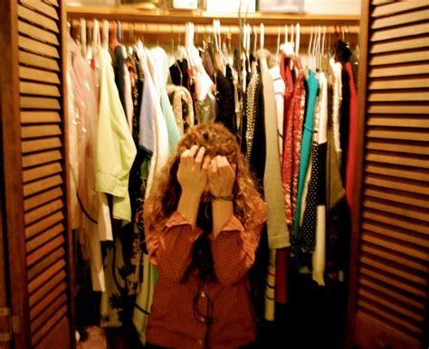 Closet Of Clothes But Nothing To Wear does looking in your wardrobe make you want to cry image consultant personal stylist
