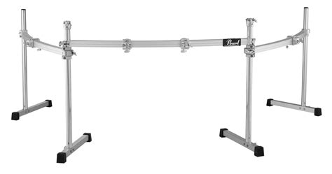 Pearl Curved Drum Rack by Icon 3 Sided Pearl Drums
