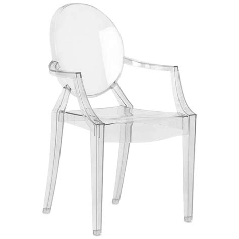 Fauteuil Ghost Philippe Starck 4208 by Fauteuil Louis Ghost Transparent P Starck Kartell En