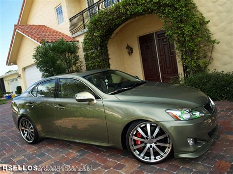 Mishimoto Ride Tuned 2007 Lexus Is250