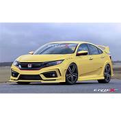 Report 2018 Civic Type R Concept Debuting In October