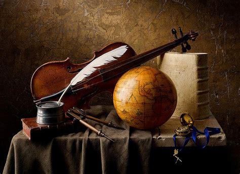 imagenes artisticas con escenas musicales cuadros pinturas oleos cuadros instrumentos musicales