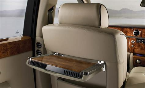 Rolls Royce Phantom Interior 2011