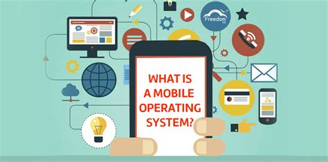 operating system mobile what is a mobile operating system just swipe