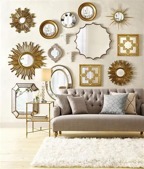 best 25 decorative wall mirrors ideas on wall