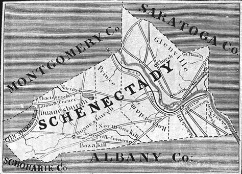 Schenectady County Clerk S Office by History Of Schenectady County New York