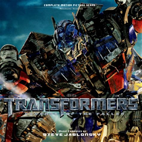 film fallen soundtrack transformers revenge of the fallen soundtrack the score