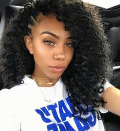 types of hair to use for crochet braids best 25 curly crochet hair styles ideas on pinterest