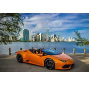 Lamborghini Huracan Spyder Hits Miami Why It Can One Up The Aventador