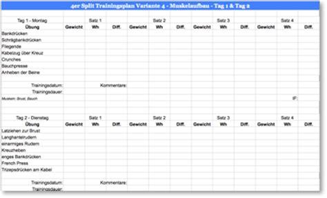 bodybuilding zuhause muskelaufbautrainingsplan 10 m 246 glichkeiten f 252 r mehr muskeln