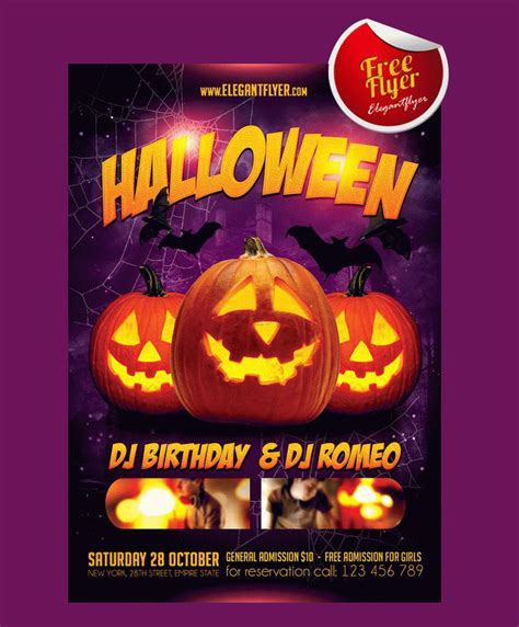 template flyer halloween halloween flyer www imgkid com the image kid has it