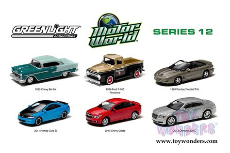 Greenlight Motor World Csite greenlight motor world series 12 96120 1 6 scale