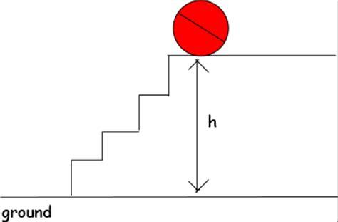 exle of gravitational potential energy work power energy sheet