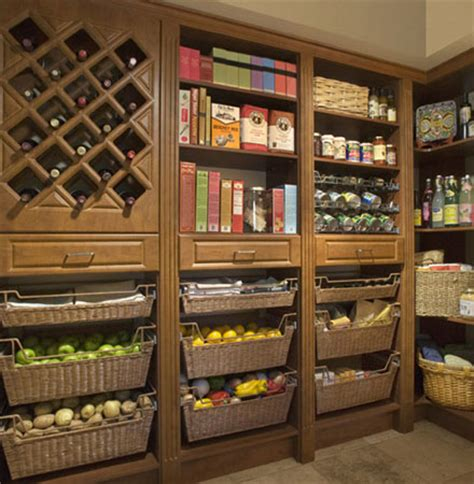 walk in pantry storage and organisation ideas