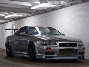 Nissan Skyline R34 Gtr Used Nissan Skyline 2 8 R34 Gtr V Spec Ii 800 Bhp For Sale
